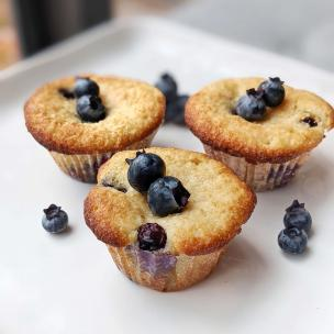 Blueberry Muffins image